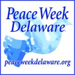 logo for Peace Week Delaware