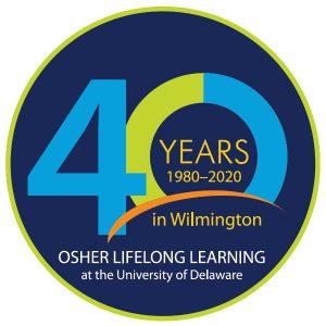 OLLI Wilmingon 40 year anniversary