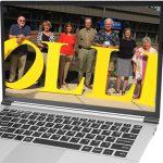 OLLI online laptop