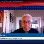 OLLI instructor Ralph Begleiter